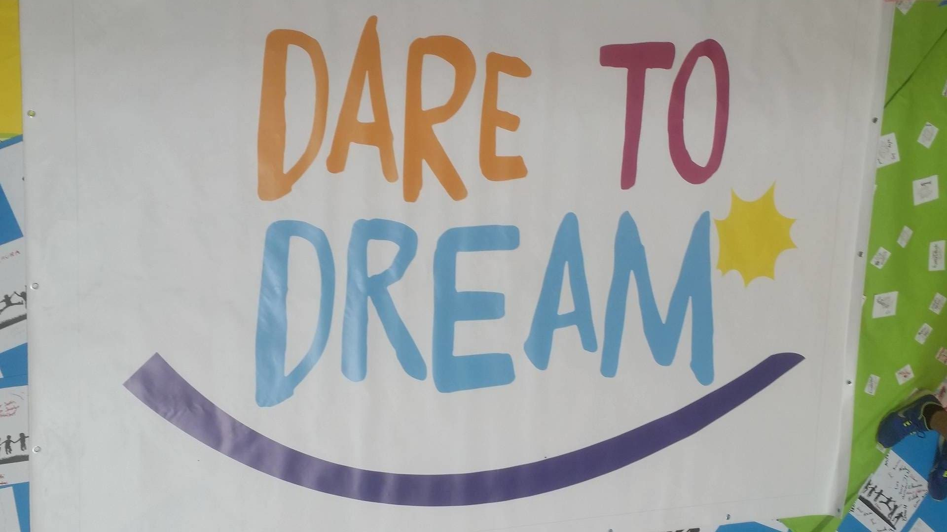 Dare to dream (7)