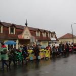 Farsangi jelmezt készítés és felvonulás