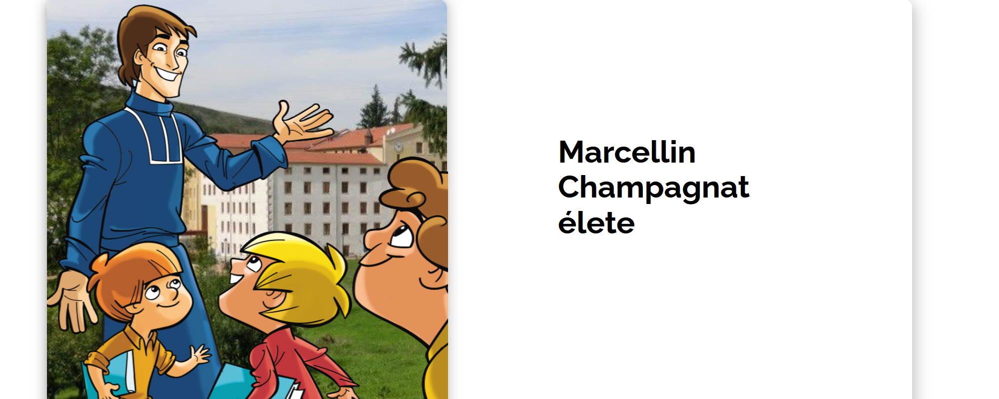 Szent Marcellin Champagnat napja