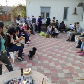 Francia Marista Gimnáziumi tanárok és diákok látogattak el a Magyarországi marista intézményekbe