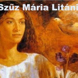 Májusi Mária litániák