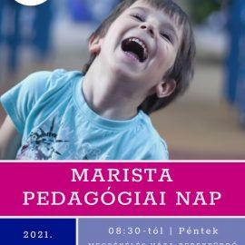Marista Pedagógiai nap